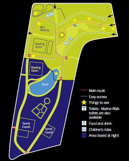 Roker Park Sunderland map
