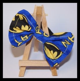 Batman collar for cats