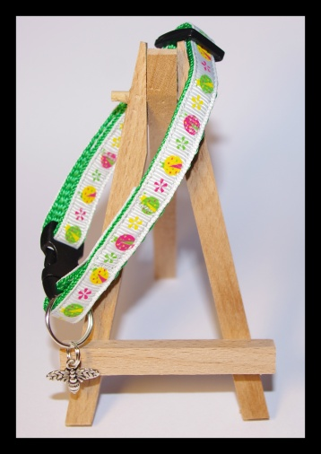 Spring Safety cat collar
