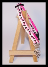 Minnie Mouse Cat Collar
