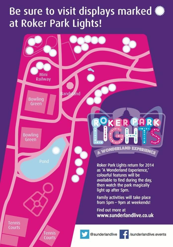 Roker Park Map 2013